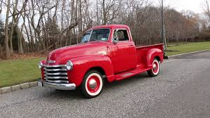 1951 Chevrolet 3100 1/2 Ton 5 Window Pickup For Sale - YouTube