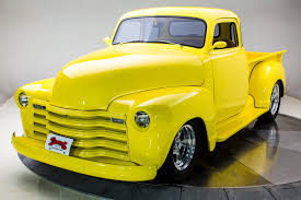 100 5 Window Truck 193 Chevrolet Pickup Duffys Classic Cars