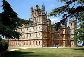 Highclere Castle Ground Floor Plan by History Of Downton Abbey By Cotswolds Memoir Author