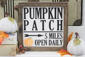 Pumpkin Patch Caledonia Il For Sale by Pumpkin Patch Pumpkin Patch Sign Pumpkin Sign Fall Decor