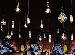 filament light bulb vintage antique retro industrial style edison