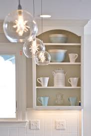 coastal kitchen by celia dedilia designs kitchen shelf styling