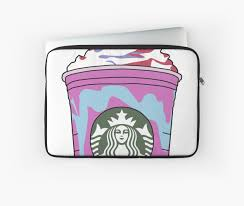 Starbucks Unicorn Frappuccino Illustration By Chris Jackson
