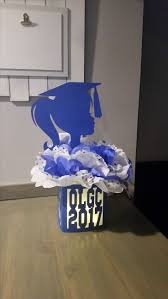 Graduation Table Decorations To Make by 36 Best Graduation Centerpieces Images On Pinterest Graduation