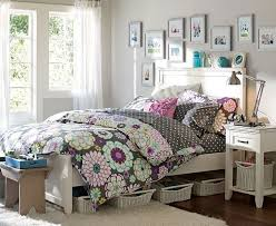 Bedroom Gorgeous Girl Room Decor Amazing Colorful Wall