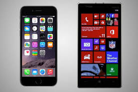iPhone 6 vs Nokia Lumia Icon Which is Better