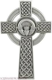Celtic Cross With Irish Wedding Band In MiddleLove Friendship