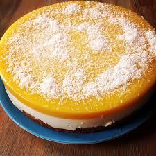mango kokos torte der vegane genussblog