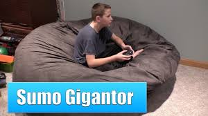 Sumo Gigantor Giant Bean Bag Chair Review, This Thing Is HUGE! - YouTube Bean Bag Chairs Ikea Uk In Serene Large Couches Comfy Bags Leather Couch World Most Amazoncom Dporticus Mini Lounger Sofa Chair Selfrebound Yogi Max Recliner Bed In 1 On Vimeo Extra Canada 32sixthavecom For Sale Fniture Prices Brands Sumo Gigantor Giant Review This Thing Is Huge Youtube Fixed Modular Two Seater Big Joe Multiple Colors 33 X 32 25 Walmartcom Ding Room For Kids Corner Bags 7pc Deluxe Set Diy A Little Craft Your Day