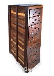 library bureau library bureau sole makers oak library card file catalog cabinet 8