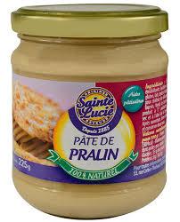 ou trouver de la pate praline pâte pralin pâte pralin sainte