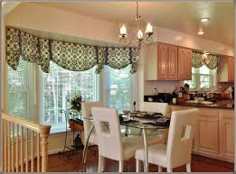 Kitchen Drapery Ideas Valances For Wide Windows Ideas On Foter