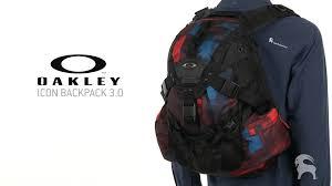 Oakley Bags Kitchen Sink Backpack by Oakley Icon Backpack 3 0 Youtube