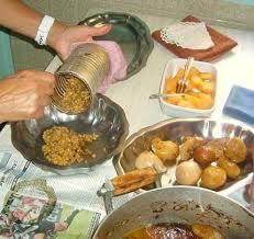 cuisine juive alg駻ienne cuisine juive marocaine skhina paperblog