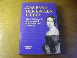 Das Band Der Ewigen Liebe34 Briefwechsel Mit Emilie Und Elise List
