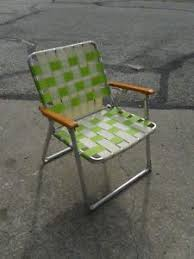 Webbed Lawn Chairs With Wooden Arms by Bright Color Webbed Folding Lawn Chair Plastic Arms