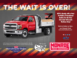 Monroe Truck Equip On Twitter: