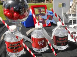Wwe Diva Room Decor by Wwe Party Ideas Buscar Con Google Wwe Party Pinterest Wwe