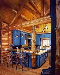 Rustic Log Cabin Kitchen Ideas by 88 Best Log Cabin Kitchen Ideas Images On Pinterest Log Cabin