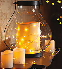 60 warm white led string lights battery operated 20 feet with