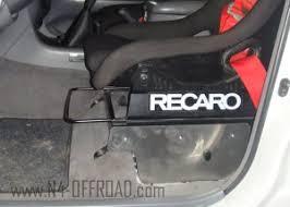 siege recaro 4x4 kit montage siège recaro uzj100 hdj100 hzj105 j100