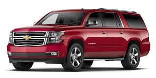 Chevrolet Suburban – Harrisburg Budget Rent A Car