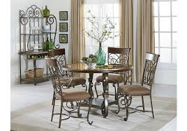 bombay 5 pc dining room badcock home furniture more of south