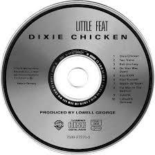 cd album little feat dixie chicken warner bros europe