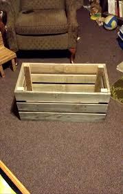 diy bench toy box bench decoration