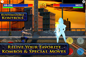 Mortal Kombat Arcade Machine Moves by Ultimate Mortal Kombat 3 Iphone Itouch Review Www Impulsegamer Com