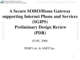 100 Amit Inc PPT JUNE 2000 ISMP Lab AMIT PowerPoint
