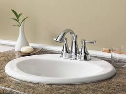 how to install an overmount bathroom sink youtube addlocalnews com