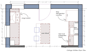 Designing A Floor Plan Colors Cottage Update The Kitchen Takes Shape Design Manifestdesign
