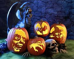 Pumpkin Masters Carving Patterns by Masters That Says Happy Halloween Pumpkin Carving Patterns