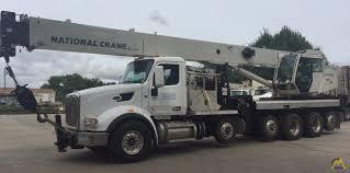 45t National NBT45 Boom Truck Crane SOLD Trucks & Material Handlers ...