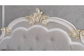 barock schlafzimmer komplett medea 6 teilig in beige