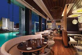 100 Palms Place Hotel And Spa At The Palms Las Vegas Caf 6 Takes Over The Former Simon Ce At