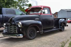 1951 GMC Pickup – New Chevy 350 HO 5.7 Litre V8 Auto – David ...