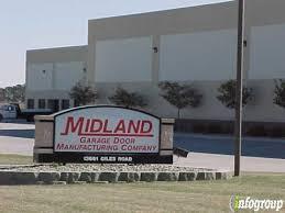 Midland Garage Door Manufacturing Co in Omaha NE