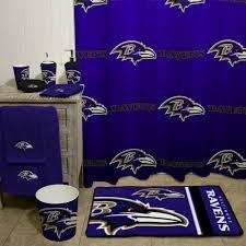 Walmart Purple Bathroom Sets by Nfl Baltimore Ravens 20
