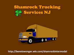 100 Trucking Companies In Nj Shamrock Trucking Services Nj By Ben Niswonger Issuu