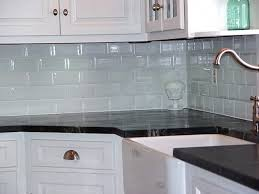kitchen u shape kitchen backsplash glass tile sink faucet