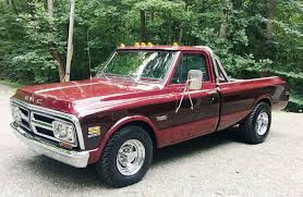 100 454 Truck Powered 1970 GMC C25 For Sale On BaT Auctions Closed On