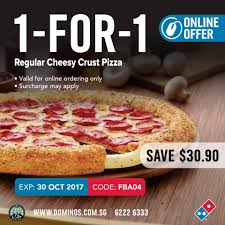 Coupon Code: FBA04 1-For-1 Regular... - Domino's Pizza ... Coupon Code Fba02 Free Half Dominos Pizza Malaysia Buy 1 Promotion Codes 5 Code Promo Dominos Rennes Coupons Freebies Over 1000 Online And Printable Uk Gallery Grill Coupons Panasonic Home Cinema Deals Uk For Carry Out One Get Free Coupon Nz Candleberry Co Hungry Jacks Vouchers For The Love Of To Offer Rewards Points Little Deal Vouchers Worth 100 At 50 Cents Off Gatorade Momma Uncommon Goods Code November 2018 Major Series