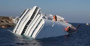 ship sinks costa concordia 6 people die breaking news
