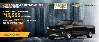 Nash Chevrolet Lawrenceville - Gwinnett County's Preferred Chevy ...