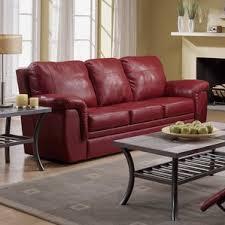 Wayfair Soho Leather Sofa by Leather Sofas