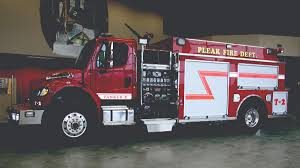 100 First Fire Truck Responder TankerPumper Apparatus Saves Money Adds