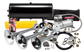 Kleinn HK8 Triple Train Horn Kit | Truck Accessories | Pinterest ... Tips On Where To Buy The Best Train Horn Kits Horns Information Truck Horn 12 And 24 Volt 2 Trumpet Air Loudest Kleinn 142db Air Compressor Kit230 Kit Kleinn Velo230 Fits 09 Hornblasters Hkc3228v Outlaw 228v Chrome 150db Air Horn Triple Tubes Loud Black For Car Universal 125db 12v Silver Trumpet Musical Dixie Duke Hazzard Trucks 155db 200psi Viair System Conductors Special How Install Bolton On A 2010 Silverado Ram1500230 Ram 1500 230 With 150psi Airchime K5 540