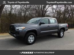 100 Penske Truck For Sale PreOwned 2018 Toyota Tacoma SR Double Cab 5 Bed I4 4x2 Automatic